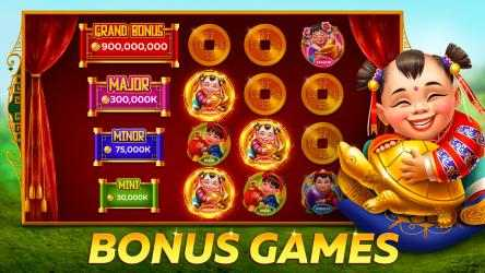 Screenshot 1 de Infinity Slots - Spin and Win! para windows