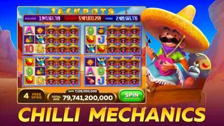 Captura de Pantalla 2 de Infinity Slots - Spin and Win! para windows