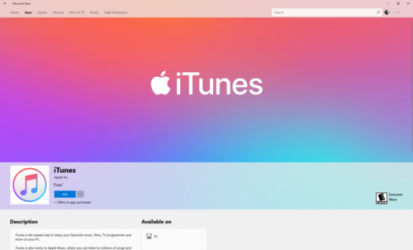 Screenshot 4 de iTunes para windows