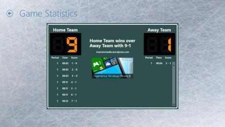 Captura 4 de Scoreboard for Table Hockey para windows