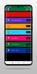 Captura de Pantalla 3 de Fútbol PLAY para android