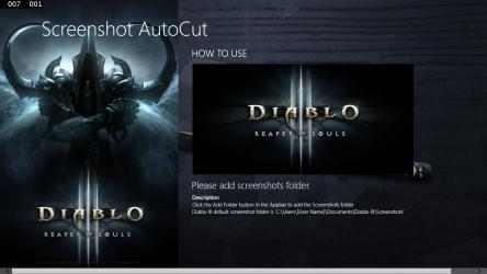 Screenshot 1 de Screenshot AutoCut para windows