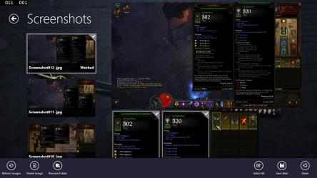 Captura de Pantalla 3 de Screenshot AutoCut para windows