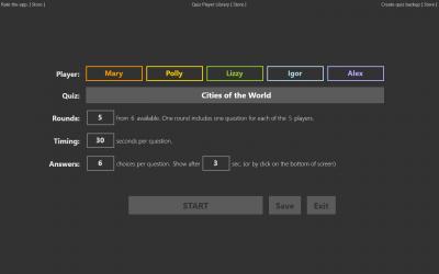 Imágen 2 de Quiz Player para windows