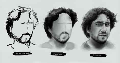 Captura de Pantalla 5 de Learn How To Draw Portraits para windows