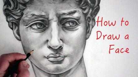 Captura de Pantalla 6 de Learn How To Draw Portraits para windows