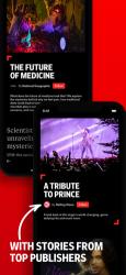 Screenshot 4 de Flipboard para iphone