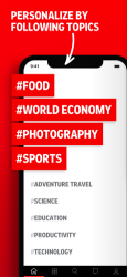 Imágen 3 de Flipboard para iphone