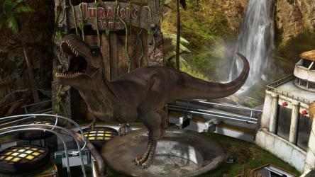 Captura de Pantalla 10 de Pinball FX3 - Jurassic World™ Pinball para windows