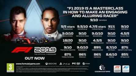 Imágen 3 de F1 2019 para windows
