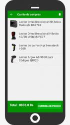 Captura de Pantalla 6 de Tienda Online App para android