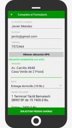 Captura 7 de Tienda Online App para android