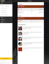 Screenshot 5 de Tennis Fan - ATP / WTA para android