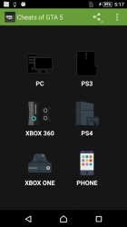 Captura de Pantalla 11 de Cheats for GTA 5 (PS4/Xbox/PC) para android