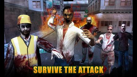 Captura de Pantalla 6 de Zombies Rivalry 2016 para windows