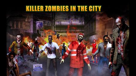 Captura de Pantalla 5 de Zombies Rivalry 2016 para windows