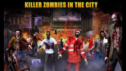 Captura de Pantalla 7 de Zombies Rivalry 2016 para windows
