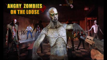 Screenshot 3 de Zombies Rivalry 2016 para windows