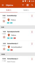 Captura 3 de Eventos Mobile para android