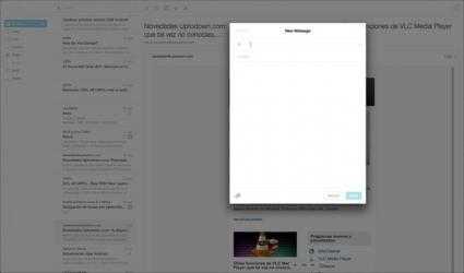 Captura de Pantalla 3 de Mailbox para mac