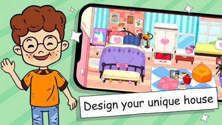 Captura de Pantalla 5 de YoYa: Busy Life World para android