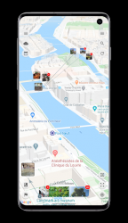 Screenshot 4 de Photo Map para android