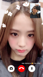 Captura 6 de Blackpink Call Me - Call With Blackpink Idol Prank para android