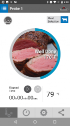 Imágen 3 de Napoleon ACCU-PROBE™ Bluetooth® Thermometer para android