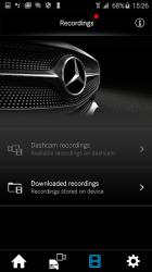 Screenshot 3 de Mercedes-Benz Dashcam para android