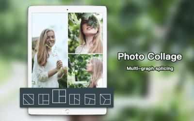 Captura de Pantalla 7 de Cámara de belleza - Editor de fotos para android