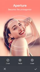 Screenshot 6 de Cámara de belleza - Editor de fotos para android