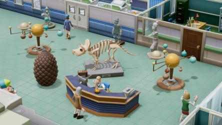 Captura de Pantalla 2 de Two Point Hospital: Exhibition Items Pack para windows