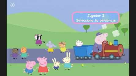 Captura 3 de Peppa Pig Memory Game para windows
