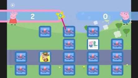 Captura de Pantalla 4 de Peppa Pig Memory Game para windows