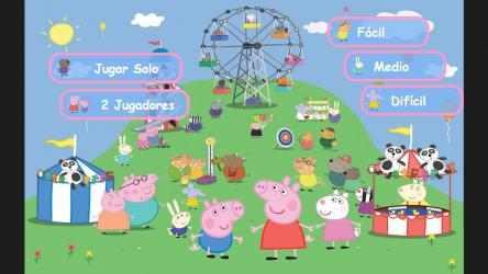 Captura de Pantalla 1 de Peppa Pig Memory Game para windows