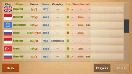 Captura 3 de Real Chess Online para windows
