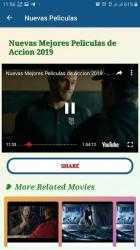Screenshot 4 de Películas Gratis en Español Latino Completas para android