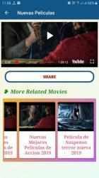 Captura 6 de Películas Gratis en Español Latino Completas para android