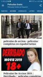 Screenshot 7 de Películas Gratis en Español Latino Completas para android