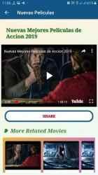 Captura 3 de Películas Gratis en Español Latino Completas para android