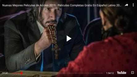 Captura 10 de Películas Gratis en Español Latino Completas para android