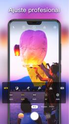 Captura de Pantalla 8 de Cámara profesional HD con cámara de belleza para android