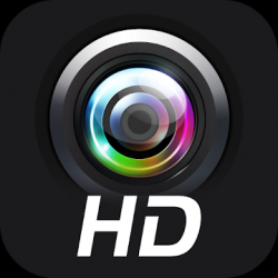 Captura de Pantalla 1 de Cámara profesional HD con cámara de belleza para android