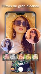 Screenshot 6 de Cámara profesional HD con cámara de belleza para android