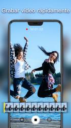 Captura de Pantalla 9 de Cámara profesional HD con cámara de belleza para android