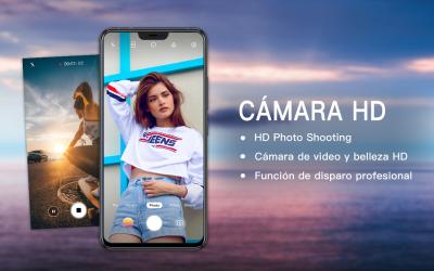 Imágen 2 de Cámara profesional HD con cámara de belleza para android
