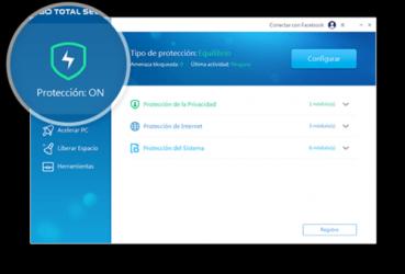 Screenshot 5 de 360 Total Security para windows