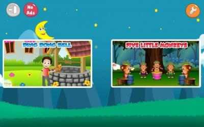 Captura 5 de Top 25 Nursery Rhymes Videos - Offline & Learning para android