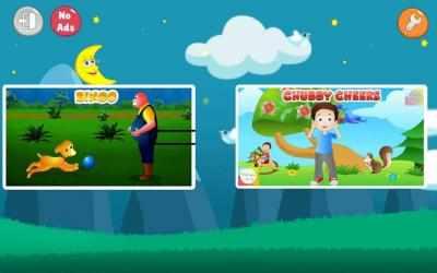 Imágen 4 de Top 25 Nursery Rhymes Videos - Offline & Learning para android