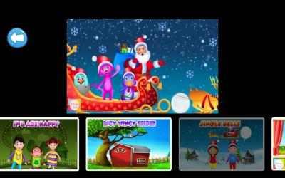 Screenshot 6 de Top 25 Nursery Rhymes Videos - Offline & Learning para android